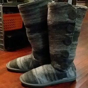 A la Mode Boot Slippers